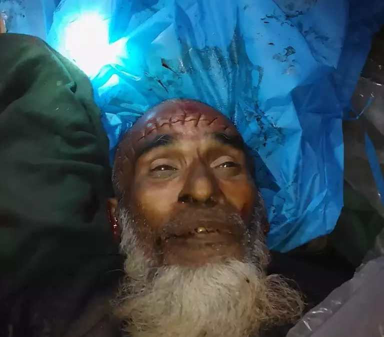 Rohingya shot to death by BGP