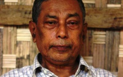 U Kyaw Hla Aung a Rohingya humanitarian and activist  ranked 28th  amongst world's 50 Greatest Leaders