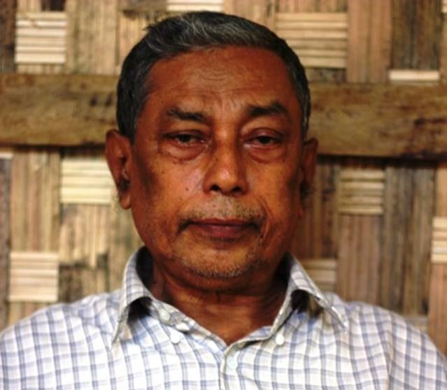 U Kyaw Hla Aung a Rohingya humanitarian and activist  ranked 28th  amongst world's 50 Greatest Leaders