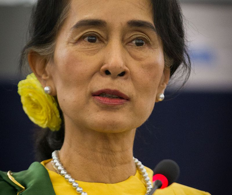 """The migrant-related problems are mainly to be settled between Myanmar and Bangladesh"" Said Daw Aung San Suu Kyi"