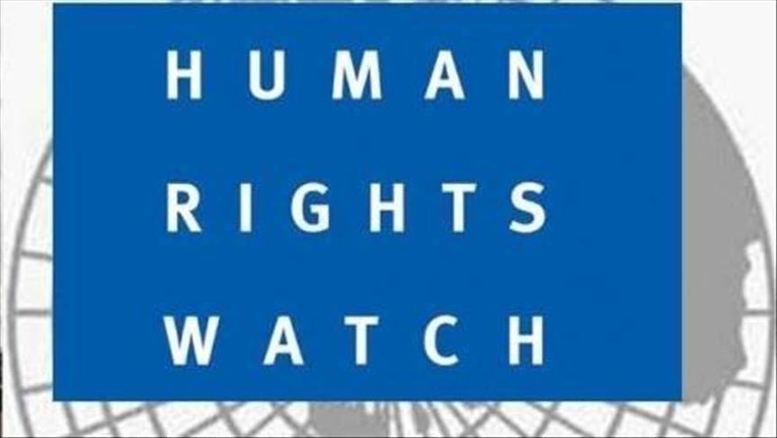 Human Rights Watch urge to end restriction of movement and communication in the Rohingya camps