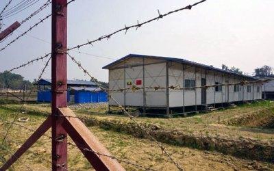 Intimidating Returning Rohingyas