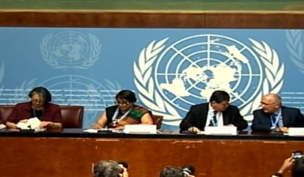Rohingyas are living under threat of genocide: UN's FFM