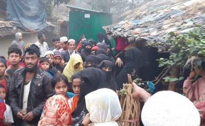 The Danger of the Coronavirus (COVID-19) is approaching Rohingya.