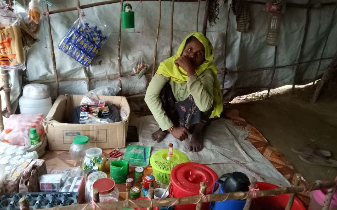 WFP $35 million dollar project will provide work opportunities for the Rohingyas