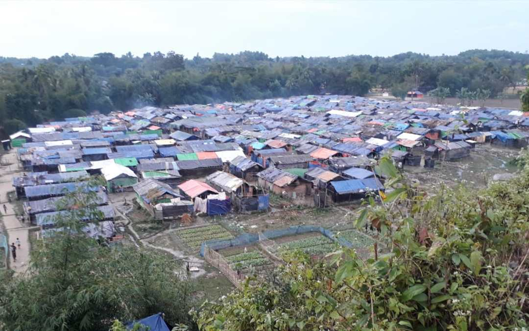 SOS from Zero Point Rohingya refugee camp