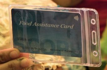 Electronic food voucher resulted a remarkable impression on Rohingya children