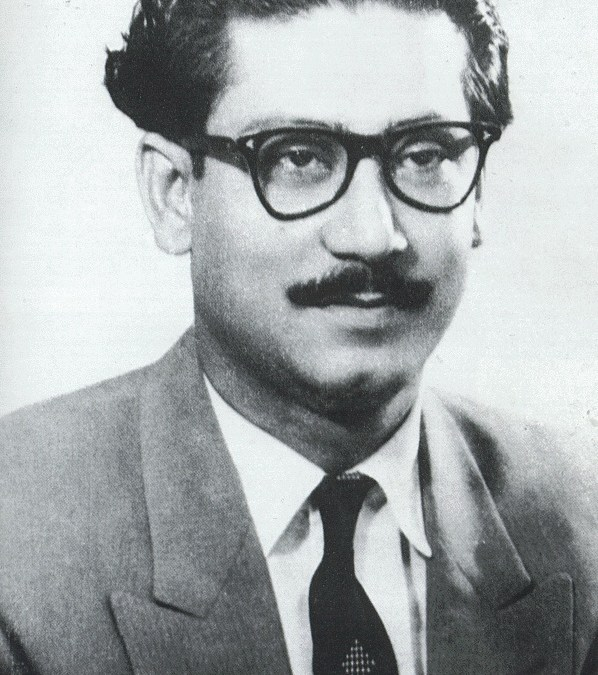 Booklet: MUJIB THE VOICE OF FREEDOM