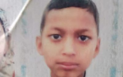 Mohammed Musa age 8 Missing since 8 August