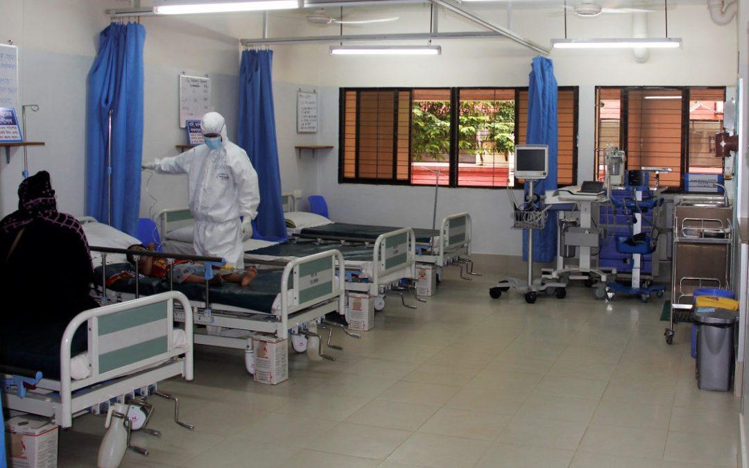 Cox's Bazar Sadar Hospital gets an expansion funded by UNHCR