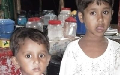 Two girls were found in Kutupalong camp