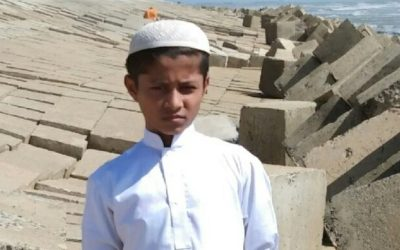 Kamrul Huda, age 13 missing