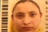 Sufia Begum, age 20 missing