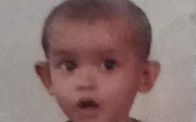 Suma, age 1 missing