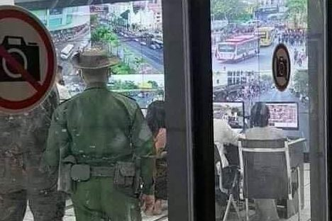 Myanmar Military uses facial technology and artificial intelligence to identify leading protestors