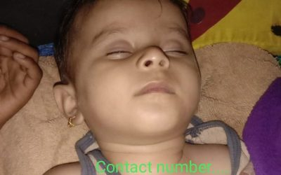 This child was found in Shofullah hadaa camp 16 missing.