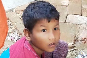 Nur Mohammed, age 8 missing