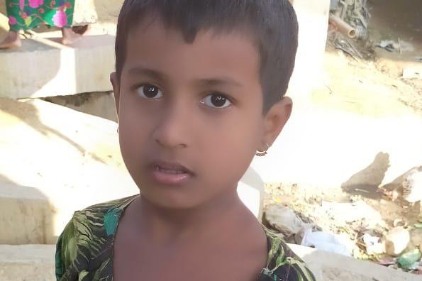 Rohima Khatun, age 08 missing