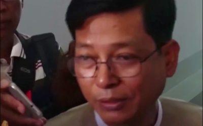 NLD spokesperson is released