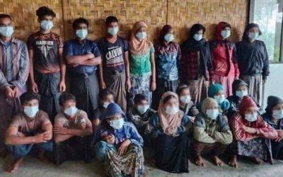 Twenty Rohingya jailed in Bogale, Maynmar