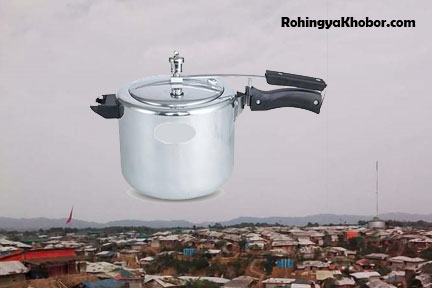 UNHCR's pressure cooker project helps to reduce LPG consumption