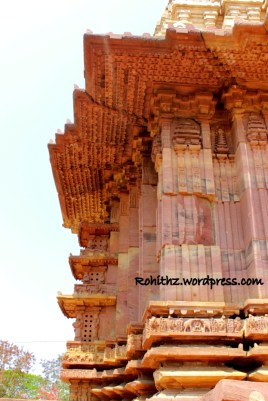 Architecture of Ramappa temple, Palampur