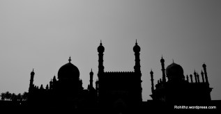 """Cousins called the building as """"The Taj Mahal of the Deccan"""""""