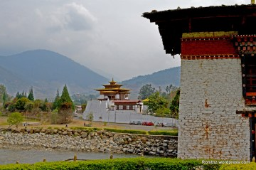 It is the second oldest and most majestic dzong in Bhutan.