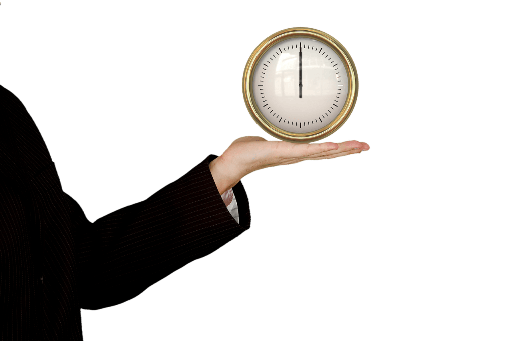 Time management: 13 tips to take advantage of the hours of the day