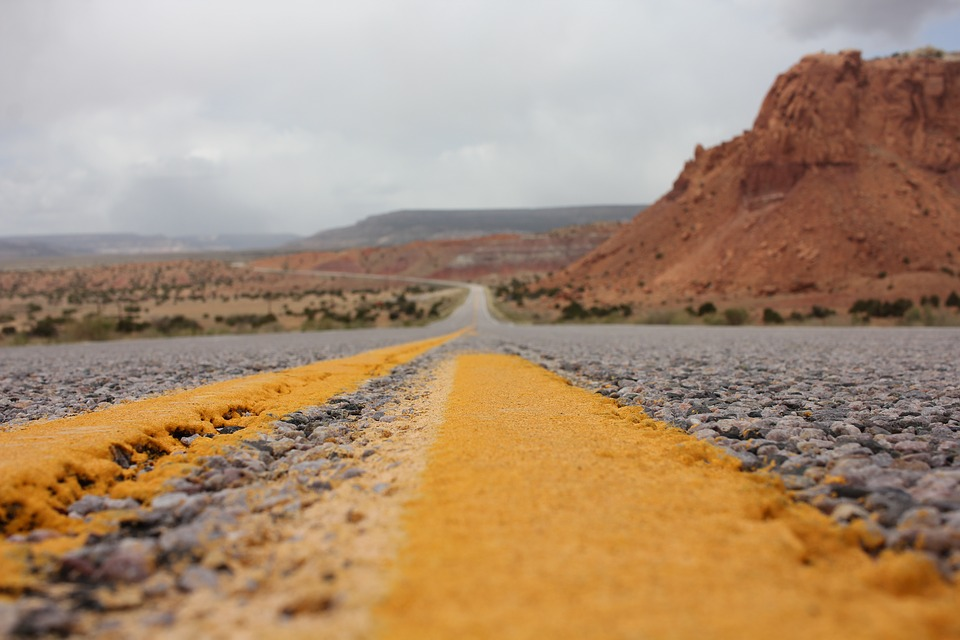 Ahhh the open road =]