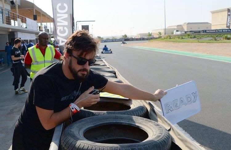 Alonso coach aussi