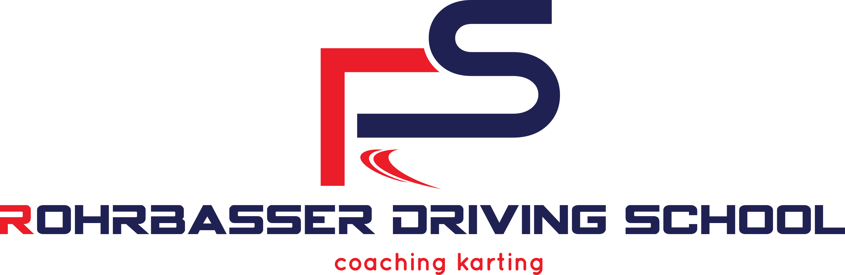 Rohrbasser Driving School - coaching karting - logo