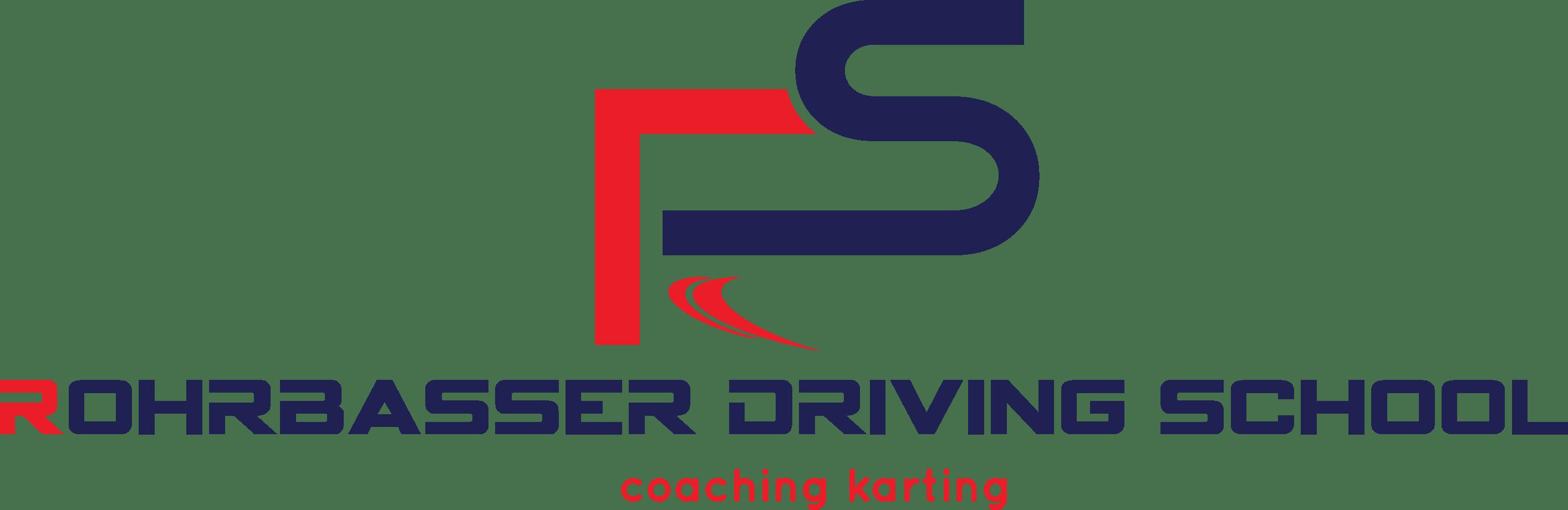 Rohrbasser Driving School - coaching karting - logo