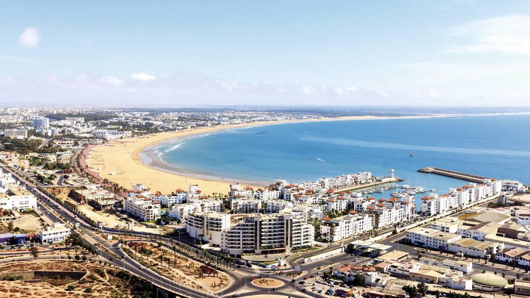 Camp de karting d'hiver à Agadir, au Maroc afin de prfiter des meilleures conditions climatiques