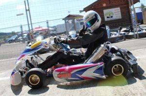 Préparation physique pilote karting quand il ne roule pas