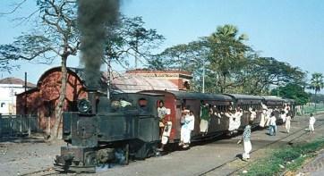 फाइल फोटो: आरा स्टेशन पर रेल