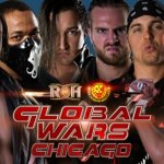 ROH 10/15/17 Global Wars 2017 Chicago Results