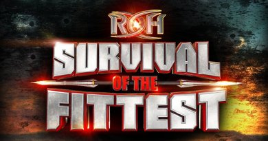 ROH Survival of the Fittest Night 1 Review