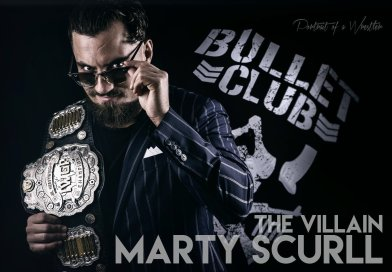 Bullet Club Member Has Applied to Trademark His Name