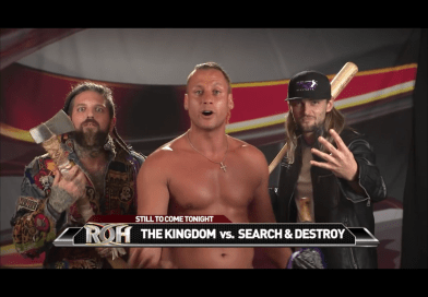 ROH 10/14/17 TV Review: Cody Signs With ROH