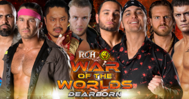 "ROH ""War of the Worlds-Dearborn"" Review"
