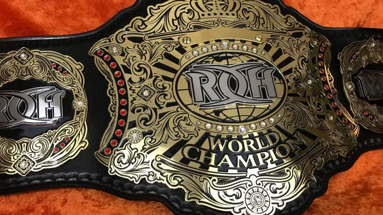 """099778664 It was revealed in a video with Cody Rhodes that at Final Battle 2017,  there would be a new ROH World Title belt. This is most likely due to  the,""""lawsuit in ..."""