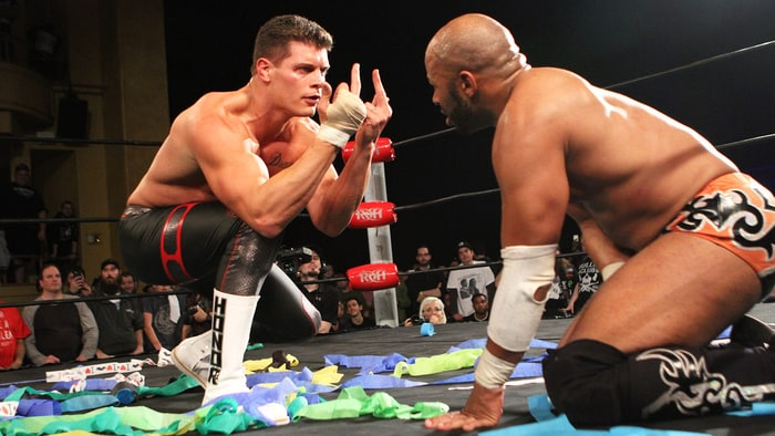Cody, Kennedy, Bubba: Best for ROH's Business?