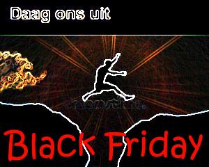 Black Friday Deal Uitdaging