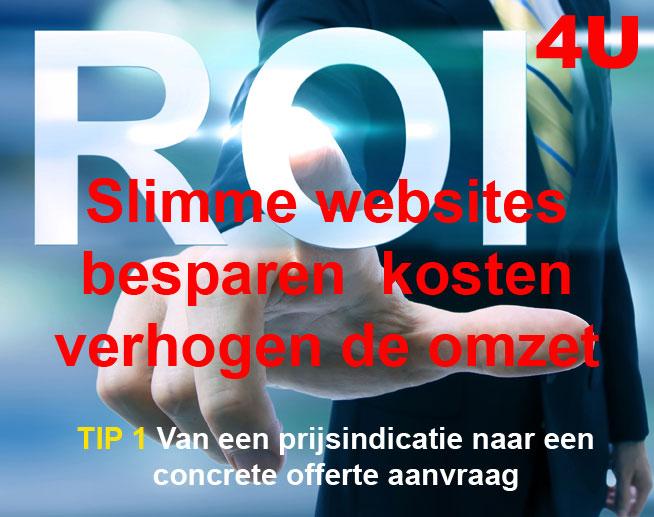 Slimme Websites TIP 1