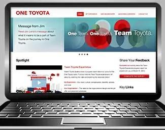 Toyota - Transformation & Culture Change image box 1