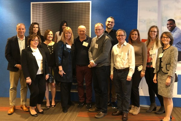 ROI Forum at American Express Group Photo