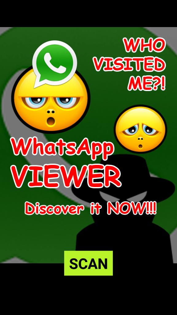 Screenshot of WhatsApp Who Viewed Me