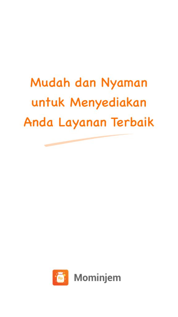 Screenshot of Mominjem Apk