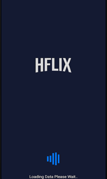 Screenshot of HFlix APK